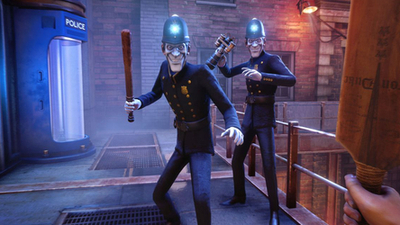 New We Happy Few Trailer offers a confusing lesson in happiness | PC Gamer