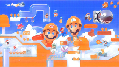Super Mario Maker 2 now lets you play online with friends