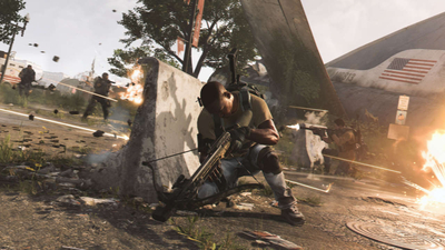 Top 10 UK Games Chart: The Division 2 Keeps On Selling