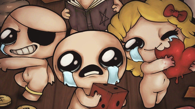 The Binding of Isaac: Four Souls Is a Physical Card Game from the Original Developer