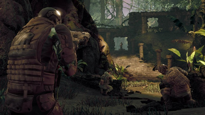 You're The Prey In Predator: Hunting Grounds