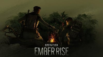 Rainbow Six Siege drops mystic Operation Ember Rise teaser