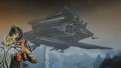 Space combat marries Warframe's disparate parts into a single whole