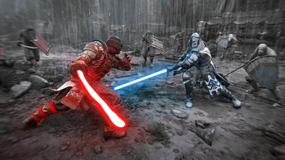 Ubisoft Adds Lightsabers To For Honor
