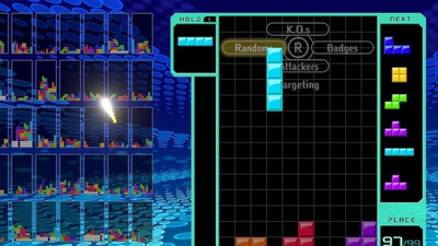 Tetris 99's first tournament has an enticing Nintendo Point prize pool
