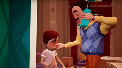 Hello Neighbor is getting a prequel | PC Gamer
