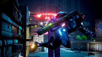 Crackdown 3 Free Update 'Extra Edition' Available Now