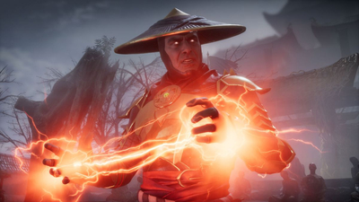 Mortal Kombat 11's launch trailer takes us back in time