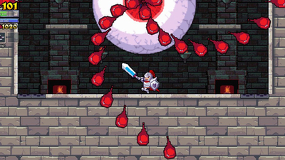 Rogue Legacy just got a big update after four years