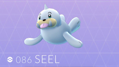 Pokemon GO: Shiny Seel Added in New Field Research Task