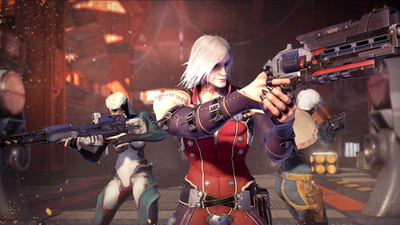 Raiders of the Broken Planet rebranded as Spacelords, now free-to-play