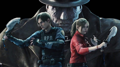 Resident Evil 2's Leon, Claire, and Tyrant Coming to Monster Hunter World: Iceborne - IGN