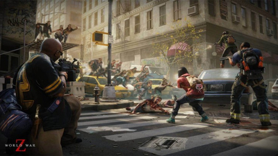 World War Z Game Reveals Free DLC Roadmap