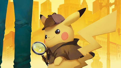 Detective Pikachu Announced for the Switch