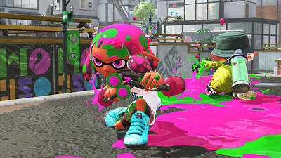 Nintendo Really Wants You To Try Switch's Splatoon 2 This Week