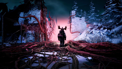 Mutant Year Zero is getting a new DLC with a flame-throwing moose