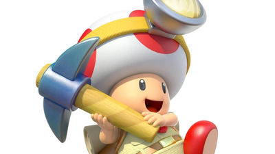There's a bunch of unused Captain Toad levels hidden in the game's files
