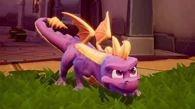 Spyro Reignited Trilogy physical copies only have the first game on disc