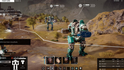 BattleTech's first expansion, Flashpoint, coming in November | PC Gamer