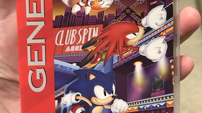 Sonic Mania Plus has classic-style covers for your nostalgic needs