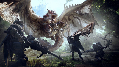 Monster Hunter World Is Now Capcom's Highest-Selling Title