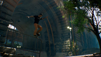 Skateboarding sim Session coming to Xbox One, PC in 2018