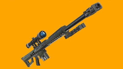 Fortnite Heavy Sniper Rifle Gameplay: Does It Shoot Through Walls?