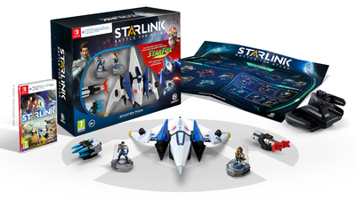 Ubisoft Will No Longer Make Toys for Starlink: Battle for Atlas