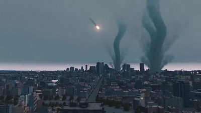 Watch a 25-minute disaster film set purely in Cities: Skylines | PC Gamer