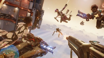 LawBreakers is free from now until the servers shut off