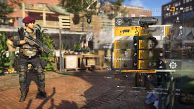 A New Division 2 Update Lets You Target Specific Loot