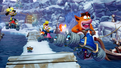 Crash Team Racing Adds Real Money Microtransactions With Next Update
