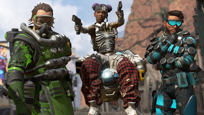 Apex Legends Has Removed a Favourite Camping Spot From Bunker