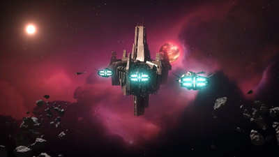 Stellaris: Galaxy Command mobile game announced, pre-registration open now