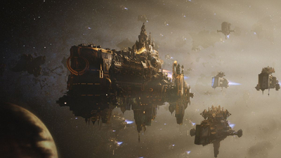 Battlefleet Gothic: Armada 2's new mode makes fleets four times larger