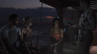 The Dark Pictures Anthology: Man of Medan Xbox One review — A creepy, atmospheric voyage to sea