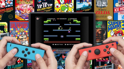 Nintendo Switch Online's Free NES Games For May Now Available