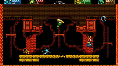 Shovel Knight double expansion coming in April, including a local multiplayer 'showdown' mode | PC Gamer