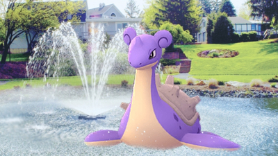 Pok�mon Go's big raid event will offer free passes, likely your best chance at Shiny Lapras
