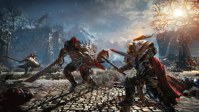 Lords Of The Fallen Sequel Switching Developers Again