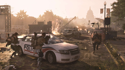 After Skipping Steam, The Division 2 Sees Uplay Sales Grow 10X Over Original