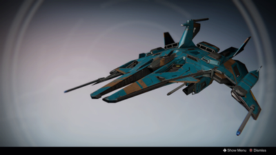 Destiny 1 Rare Ship on Sale For First Time in 2 Years