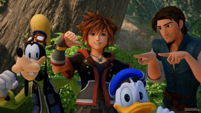 Kingdom Hearts 3 DLC Details Officially Revealed