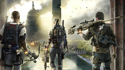 Is The Division 2 sending secret messages via flashing lights and Morse code?