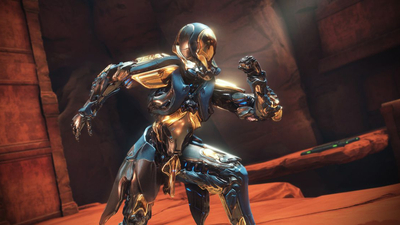 Warframe gets a new update, along with a speedy new character