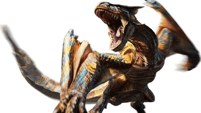 Monster Hunter World: Iceborne Teases Tigrex