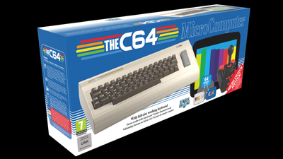 Full-Size Commodore 64 Revival Coming Soon - IGN