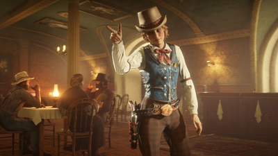 Red Dead Online will let you become a  moonshiner on Dec. 13