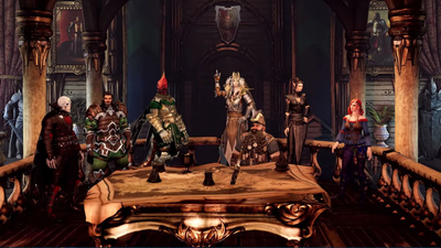 Divinity: Fallen Heroes is a tactical RPG follow-up to Original Sin 2