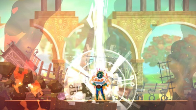 Guacamelee: Super Turbo Championship Edition is free on the Humble Store